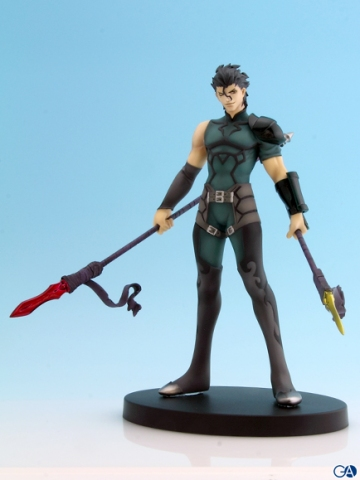 main photo of Fate/Zero DXF Figure: Lancer