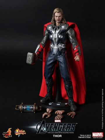 main photo of Movie Masterpiece: Thor The Avengers Ver.