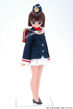 main photo of PureNeemo Characters 012 Jiei-tan Air Force Ver.