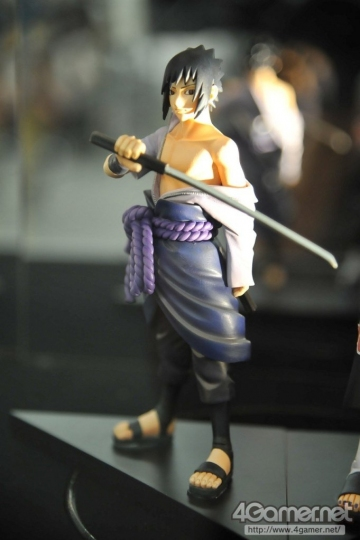 main photo of Shinobi Relations DX Figure vol.2: Uchiha Sasuke