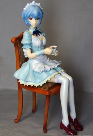 main photo of Ayanami Rei Maid Ver. Limited Color Edition