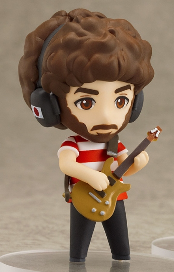 main photo of Nendoroid Petite : LINKIN PARK Set: Brad Delson
