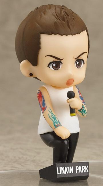 Nendoroid Petite Linkin Park Set Chester Bennington