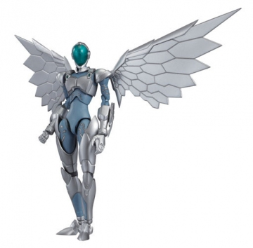 main photo of Silver Crow Model Kit