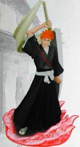 main photo of Bleach Real Figure Collection 2: Kurosaki Ichigo