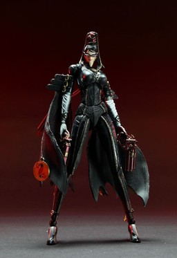 main photo of Play Arts Kai: Bayonetta