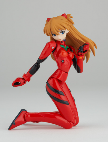 main photo of Revoltech Miniature: Soryu Asuka Langley