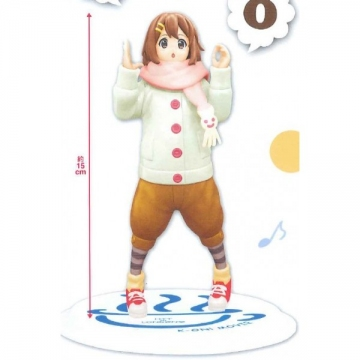 main photo of K-ON! Movie DXF Figure: Hirasawa Yui ~L&O~ Ver.