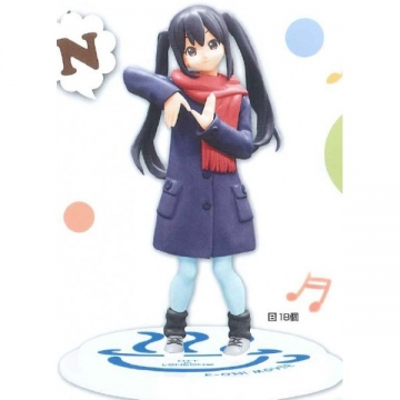 main photo of K-ON! Movie DXF Figure: Azusa Nakano ~N~ Ver.