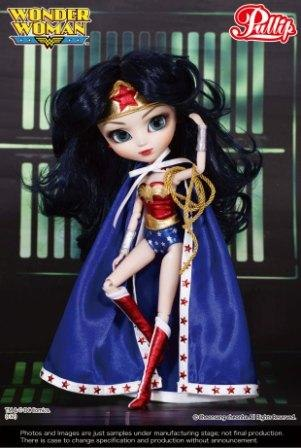 main photo of Pullip Wonder Woman
