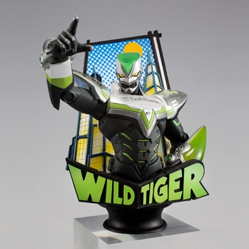 main photo of Chess Piece Collection R Tiger & Bunny Vol.1: Wild Tiger