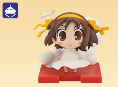 main photo of The Melancholy of Haruhi Suzumiya Vignetteum Cute Vol. 3: Suzumiya Haruhi
