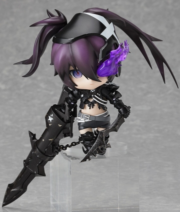 main photo of Nendoroid Insane Black ★ Rock Shooter