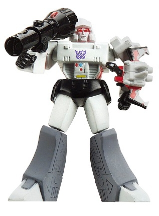 main photo of Super Collection Figure Heroes of Cybertron Wave 5: Megatron with Laserbeak