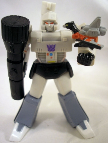 main photo of Super Figure Collection Act 4: Megatron with Condor