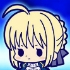 Fate/Zero Rubber Strap Collection Chapter 1: Saber