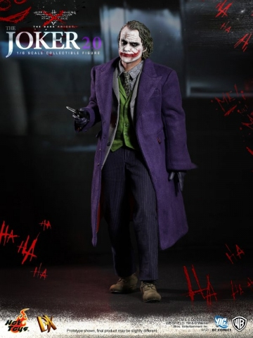 main photo of Movie Masterpiece DX Joker 2.0