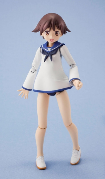main photo of Armor Girls Project Strike Witches: Yoshika Miyafuji Shinden Equipped Ver.