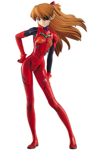 main photo of Rebuild of Evangelion PORTRAITS Q: Asuka Langley Shikinami