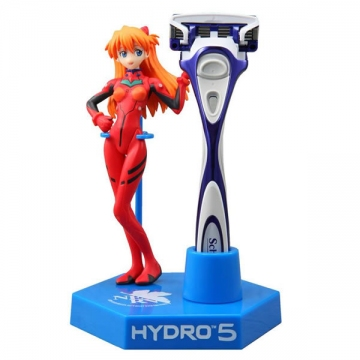 main photo of New Schick Hydro: Shikinami Asuka Langley