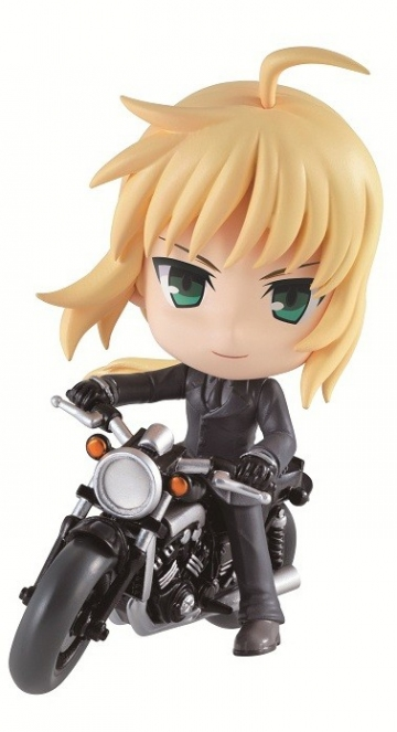main photo of Ichiban Kuji Kyun-Chara World Fate/Zero Part 1: Saber