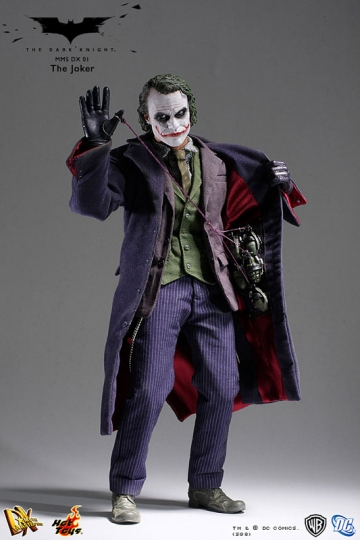 main photo of Movie Masterpiece DX Joker