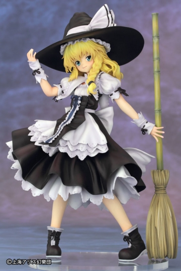 main photo of Kirisame Marisa Curiosities of Lotus Asia ver.