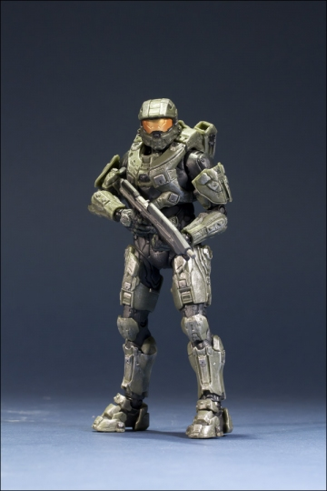 main photo of Halo 4 Action Figure Series 1: Master Chief