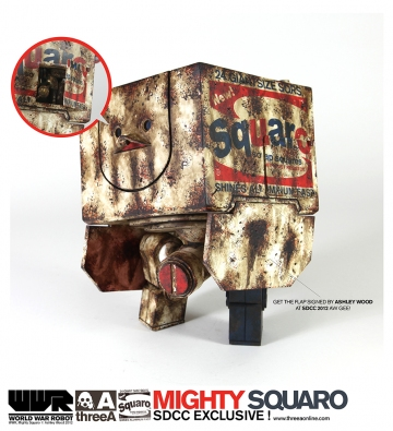 main photo of Mighty Squaro