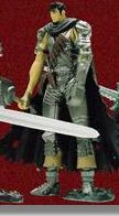 main photo of Berserk Mini Figure Vol. 1: Guts Black Swordsman Ver.