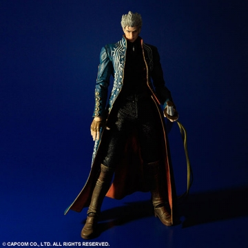 main photo of Play Arts Kai: Vergil