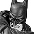 Batman Black & White Mini Statue