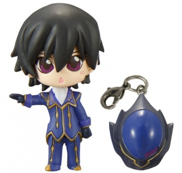 main photo of Prop Plus Petit Code Geass Vol.2: Lelouch Lamperouge