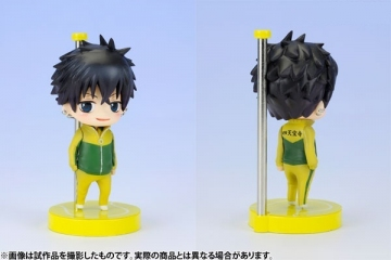 main photo of One Coin Grande Figure Collection - The Prince of Tennis: Zaizen Hikaru
