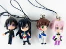 photo of Code Geass Swing Vol.2 Strap Figures: Lelouch Lamperouge