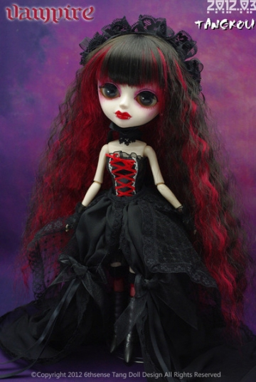 main photo of Tangkou The Vampire Girl
