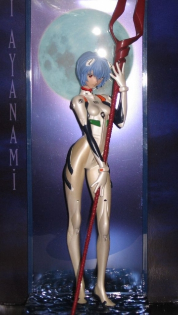 main photo of Ayanami Rei Mirror Panel Ver.