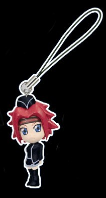 main photo of Code Geass Swing Strap Figures: Kallen Kouzuki
