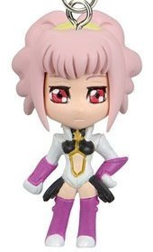 main photo of Code Geass Swing Vol.2 Strap Figures: Anya Alstreim