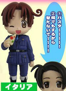 main photo of Hetalia Voice Mascot: Northern Italy (Veneziano)