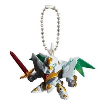main photo of Code Geass Mascot Keychain: Z-01Z Lancelot Albion