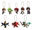 photo of Code Geass Mascot Keychain: Lelouch Lamperouge