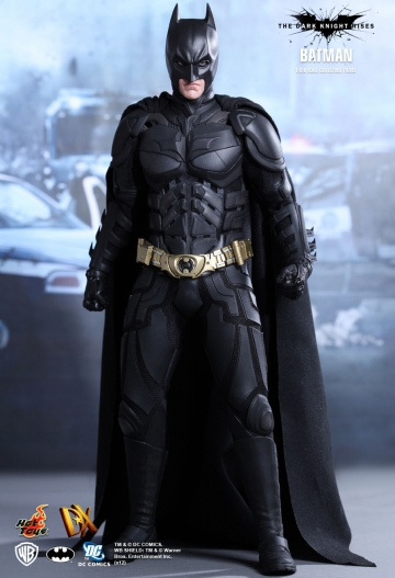 main photo of Movie Masterpiece DX: Batman The Dark Knight Rises Ver.