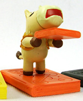 main photo of Gash Bell Book Gashapon: Umagon