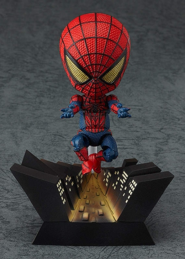 main photo of Nendoroid Spider-Man: Hero's Edition