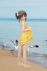 photo of Suzumi Yellow One-piece Dress Ver.
