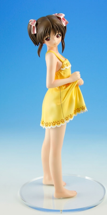main photo of Suzumi Yellow One-piece Dress Ver.