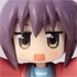 Toys Works Collection 2.5 Suzumiya Haruhi-chan & Nyoron Churuya-san 2nd: Nagato Yuki