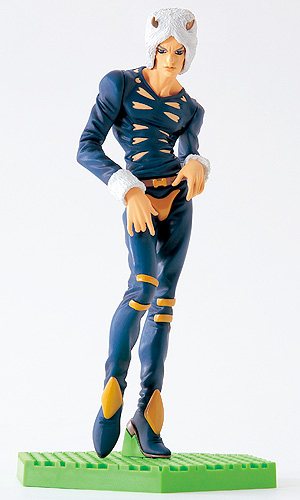 main photo of DX Collection Jojo Figure Vol.7: Weather Report