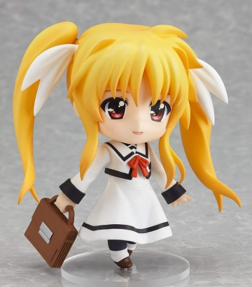 main photo of Nendoroid Fate Testarossa: Seishoudai Primary School Uniform Ver.